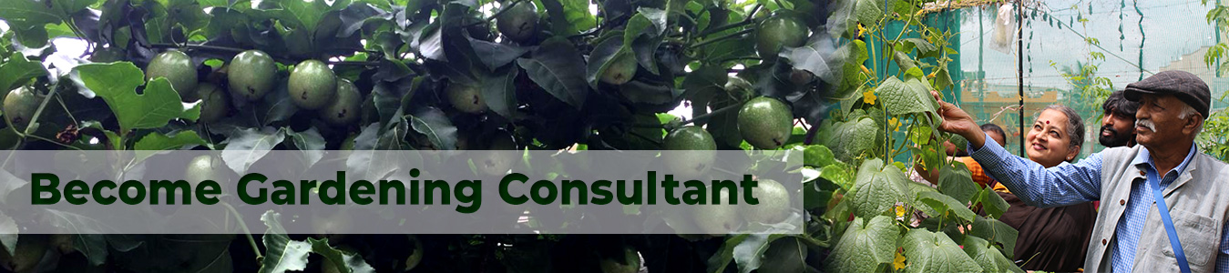 Become Gardening Consultant