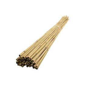 Bamboo sticks 6feet 10 No