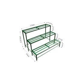 My Dream Garden – Triple step stand- 3ft