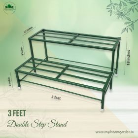 MDG Double Step Garden Stand 3 feet