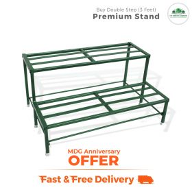 MDG Anniversary offer Double Step Stand 3 feet