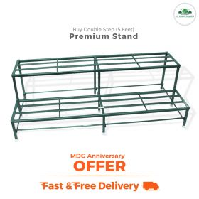 MDG Anniversary offer Double Step Stand 5 feet