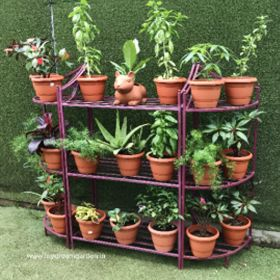 Designer Garden Display Stand