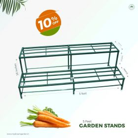 MDG Double Step Garden Stand 5 feet
