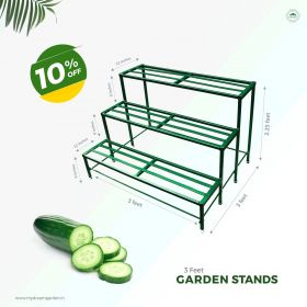MDG Triple Step Garden Stand 3 feet
