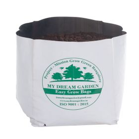 MDG Standard Grow Bag 5 Nos with Potting Mix