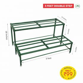 MDG Festive 20% Big Discount Double Step Stand 3 feet