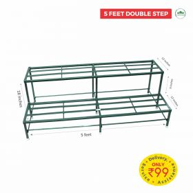 MDG Festive 20% Big Discount Double Step Stand 5 feet